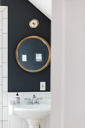 Jaimee + David's Bathroom