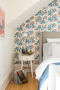 Alison + Jeff's Master Bedroom