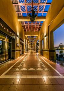 Al Kout mall Corridor