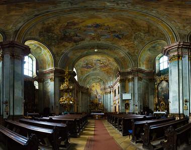Szent Janos Köz, Székesfehérvár, Hungary