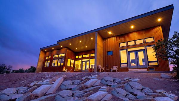 Modern Dwelling, Moab, UT