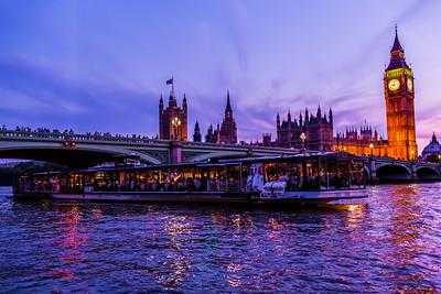 Bateaux, London Thames Cruises
