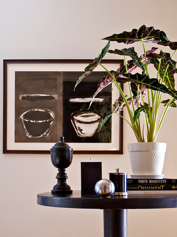 Private Residence (Artwork by Marie-Danielle Leblanc)