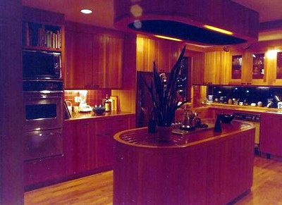 Cole Ridge kitchen