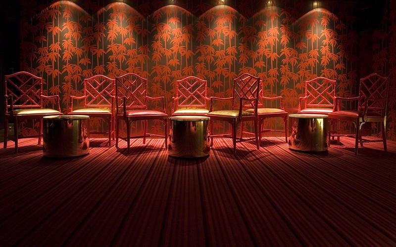 Eve Nightclub Melbourne Interior