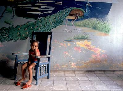 interieur Cuba 1988 copyright: Katrien Mulder