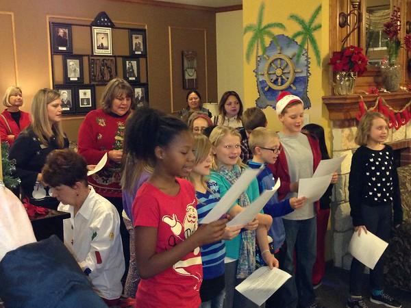 2014 Mary Lillard 5th Grade 'Cool Cats Team'