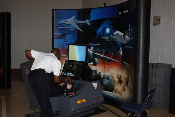 Lockheed Engineers in the Classroom