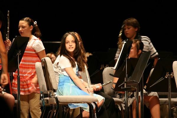 Mary Lillard Intermediate 2009 Band Concert