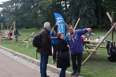 Présentation du scoutisme aux pasasnts