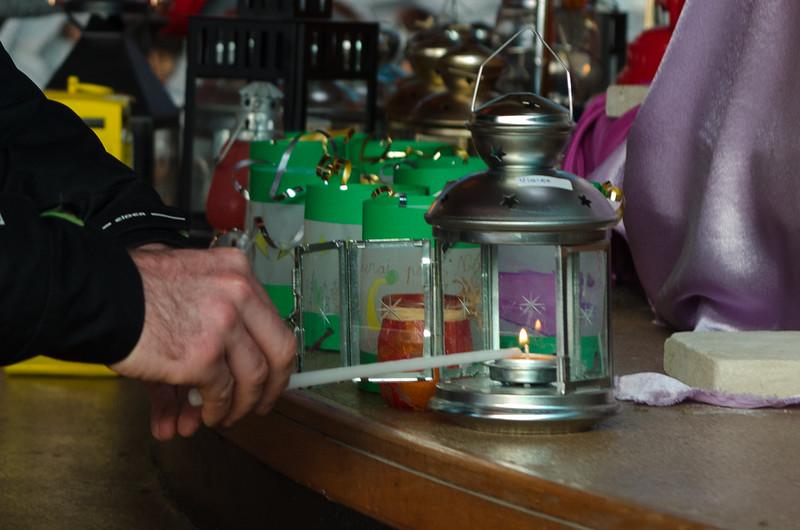 Lumière de Bethléem - Bussy Saint Georges