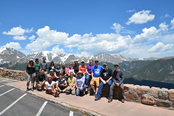 Rocky Mountain National Park Field Trip 2016