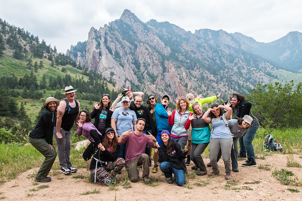 CU Mountain Research Station Overnight Field Trip w/ RESESS 2017