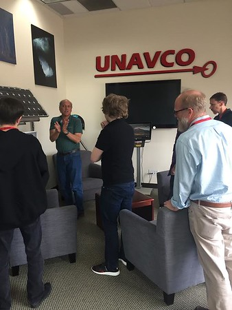 FRCC Student Tour @ UNAVCO