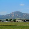 Field site surveying at Boulder Airport.