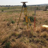 Gunbarrel base station with a Zephyr Geodetic GPS. Set up by the 2016 TLS team at Boulder Reservoir, CO.