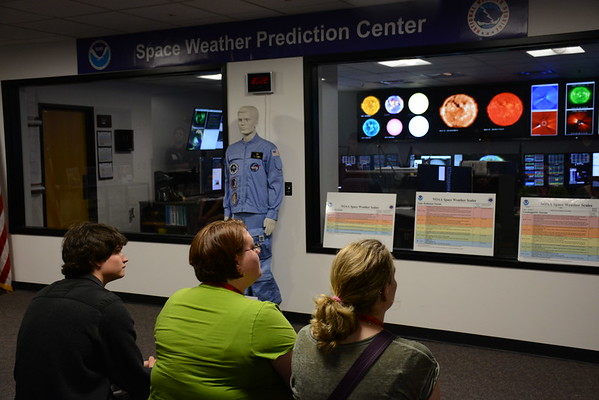 NOAA Facility Tour