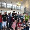 Geo-Launchpad interns tour the NOAA facility with the RECCS interns. Boulder, CO. June 8, 2016. (Photo/Aisha Morris, UNAVCO)