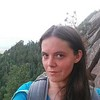 Beth Schaeffer took a hike to the top of the Royal Arch Trail in Boulder, Colorado. Photo Credit: Beth Schaeffer