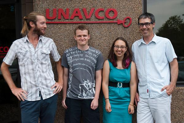 USIP Interns 2014