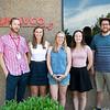 The 2015 UNAVCO Summer Internship Program (USIP) cohort. (Photo/Beth Bartel, UNAVCO)