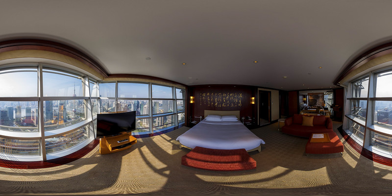 Hotel Grand Hyatt - Shanghai