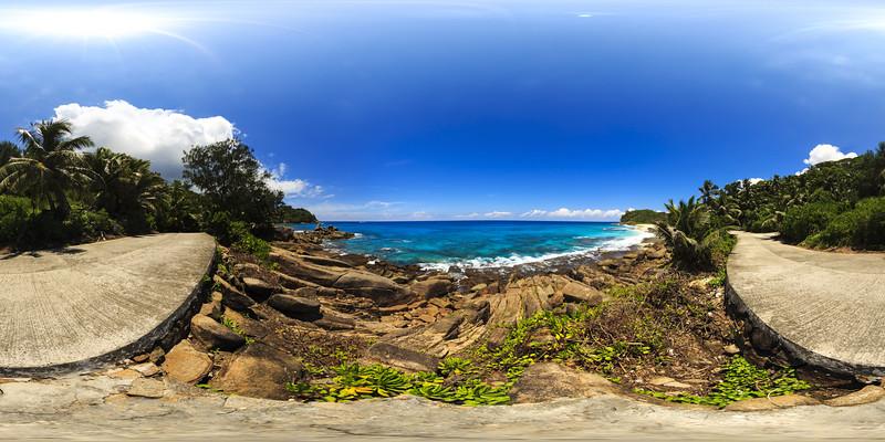 Seychelles - Anse Bazarca