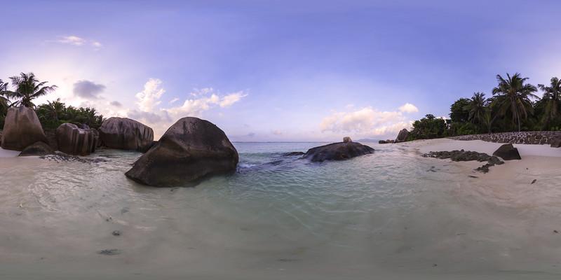 Seychelles - Anse source d'argent