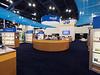 Empty SPE Booth Exhibit Hall