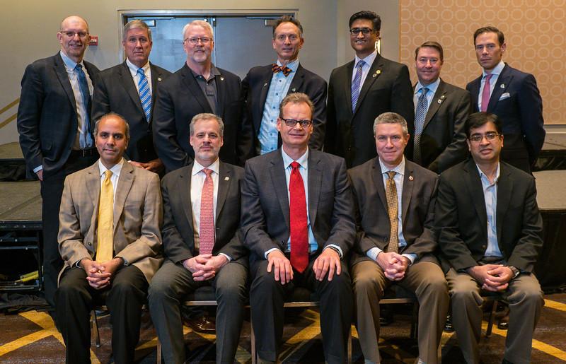Group photo during BOG/CV Team Liaison Meeting