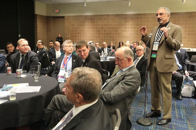 Attendees during Fellowship Directors? Forum