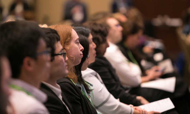 Speakers and attendees during AACR17 Molecular Epidemiology Working Group (MEG) Town Hall Meeting and Reception