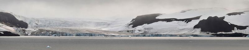 Outlet Glacier, Payer Island