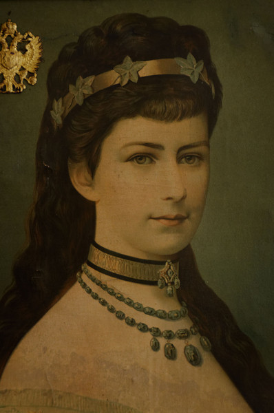 Elisabeth 'Sissy' of Austria - Hungary, Rudolf's mother