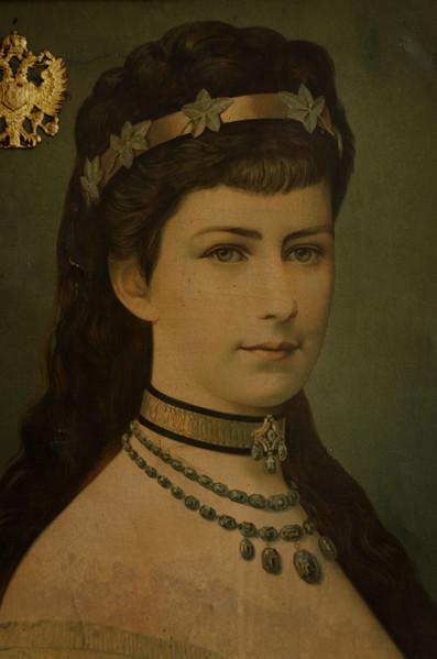 Elisabeth 'Sissy' of Austria - Hungary, Rudolf's mother