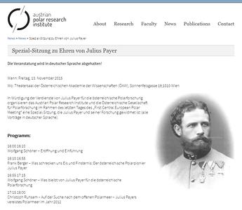 2015-11-28 21_36_31-Spezial-Sitzung zu Ehren von Julius Payer _ APRI