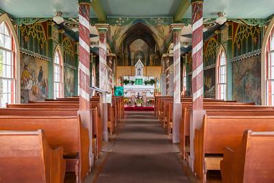 Painted-Church