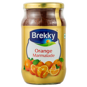 Brekky-OrangeMarmalade-500Gr-1