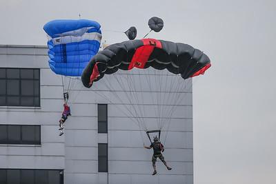 Base Jumping KL 2016