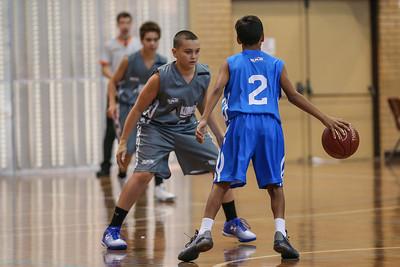 Game 7 Under 14's New Zealand