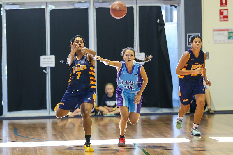 Logan under 18's Basketball