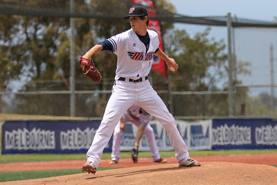 Melbourne Aces Vs Canberra 2015