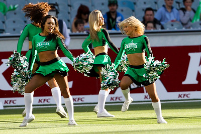 Big Bash All Stars vs Sixers 2012