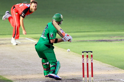 Big Bash All Stars vs Renegades 2013