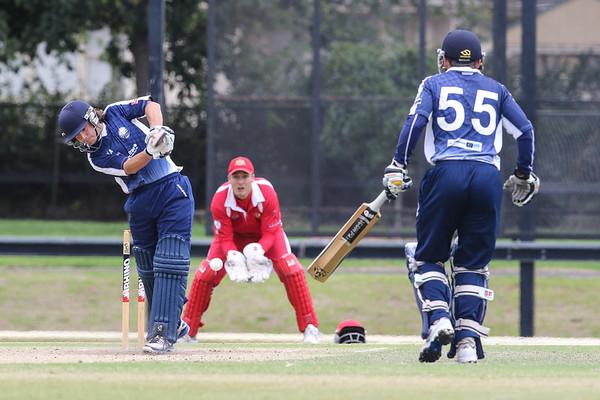 Geelong vs Caseyr cricket