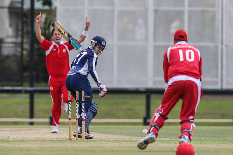 Geelong vs Casey cricket