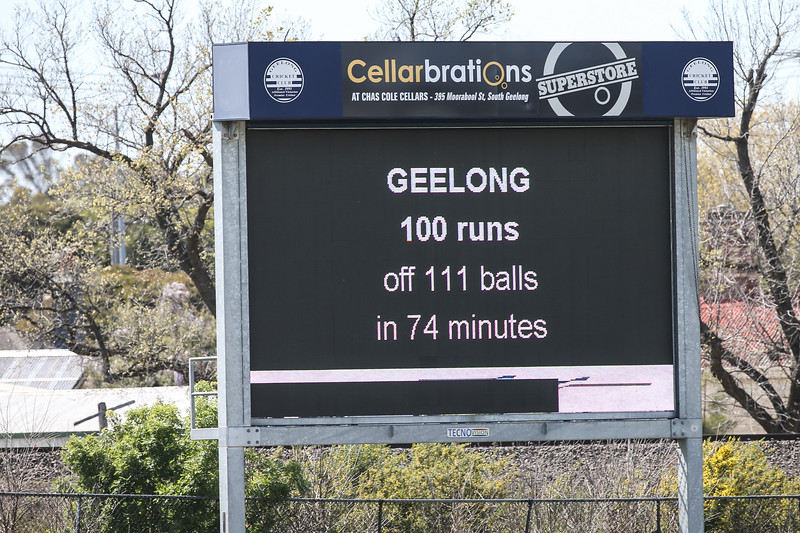 Geelong Vs Prahran