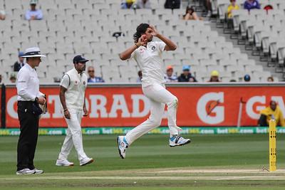 Australia Vs India  MCG 2014