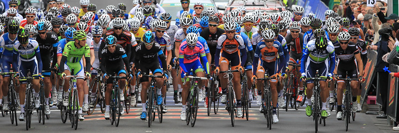 Australian Road Race Mens 2013