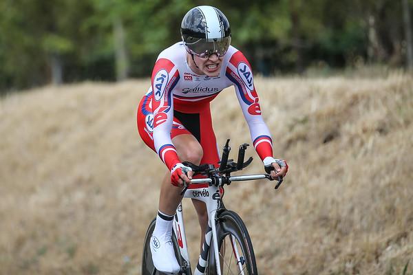 Australia National Cycling Time Trial Ballarat 2016